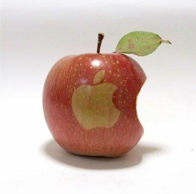 2009 11 20 apple 5 В Японии вырастили яблоки Apple