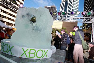 halo3  Xbox играет