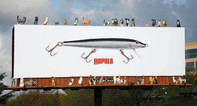 rapala billboard Рыболовные снасти Rapala