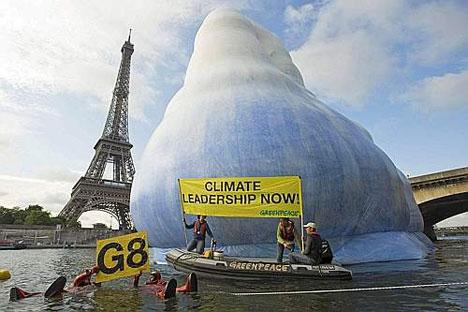 iceberg1 Глобальное потепление