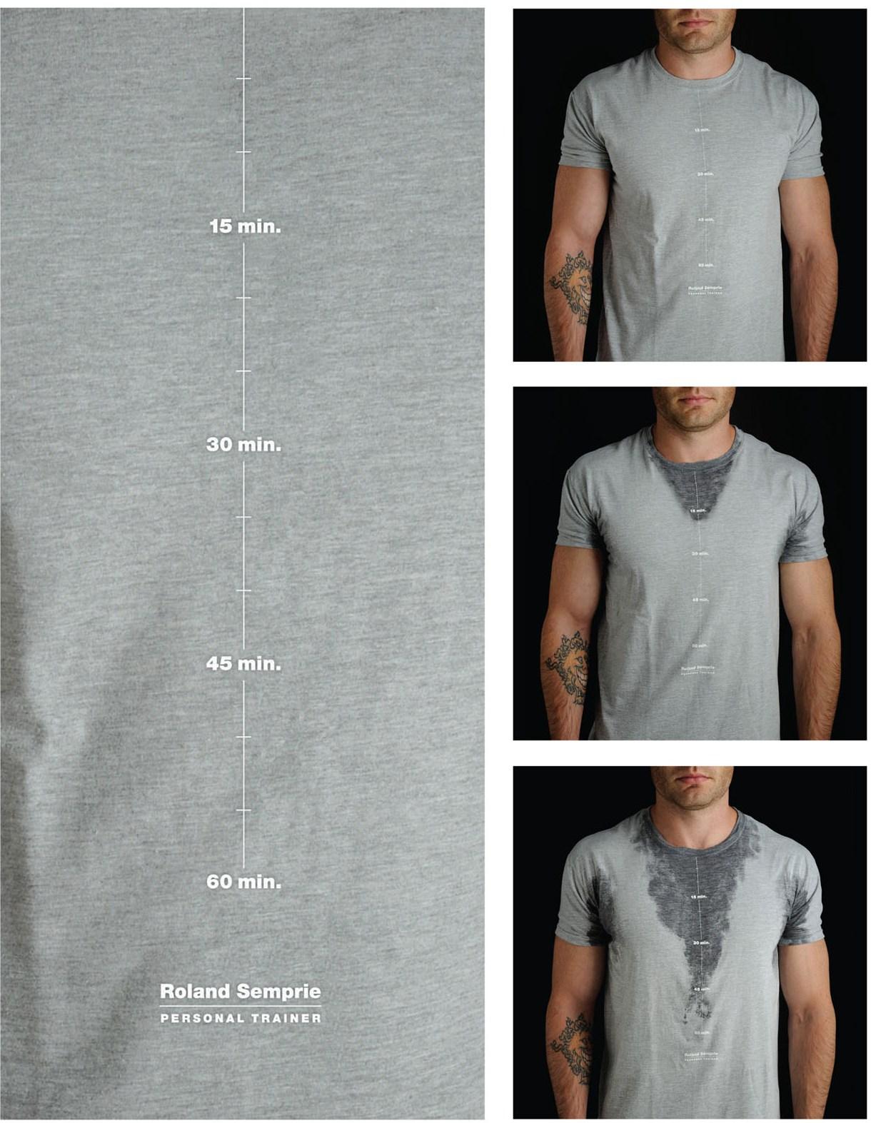 Roland Semprie T shirt Потоизмеритель