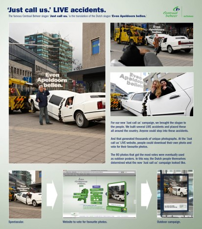 CBA Live Accidents5 1 412x467 LIVE аварии или партизанский маркетинг страховой компании