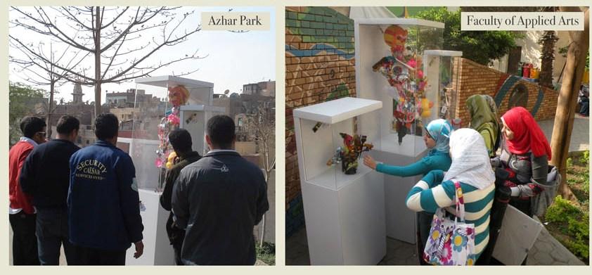 Henkel3 3 Клей арт или партизанский маркетинг в Египте