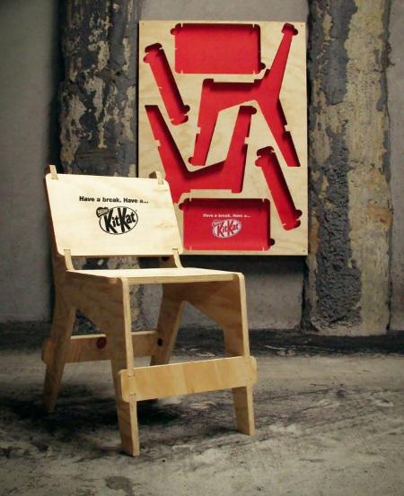 tambour free parking 300 dpi Практическая реализация слогана Kit Kat